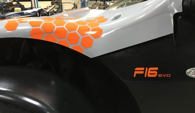 SECMA F16 evo 105cv complet