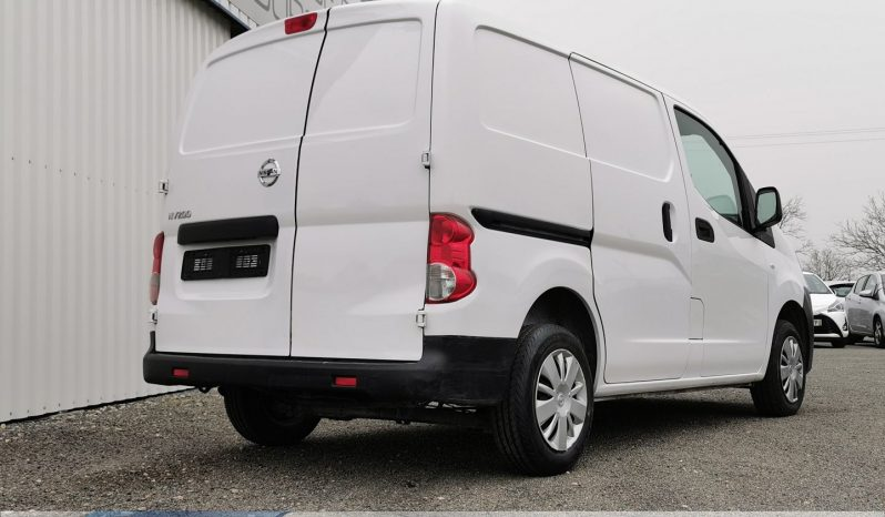 NISSAN – NV200 – 1.5 DCI 90CH BUSINESS 5P – 11890 Euros complet
