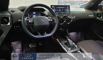 DS – DS 3 CROSSBACK – PURETECH 155CH GRAND CHIC AUTOMATIQUE 126G – 32800 Euros complet