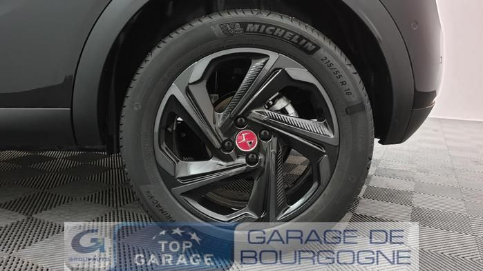 DS – DS 3 CROSSBACK – BLUEHDI 100CH PERFORMANCE LINE + 97G – 27100 Euros complet