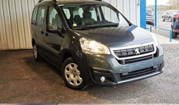 PEUGEOT – PARTNER TEPEE – 1.6 BLUEHDI 100CH 7 PLACES – 13690 Euros complet