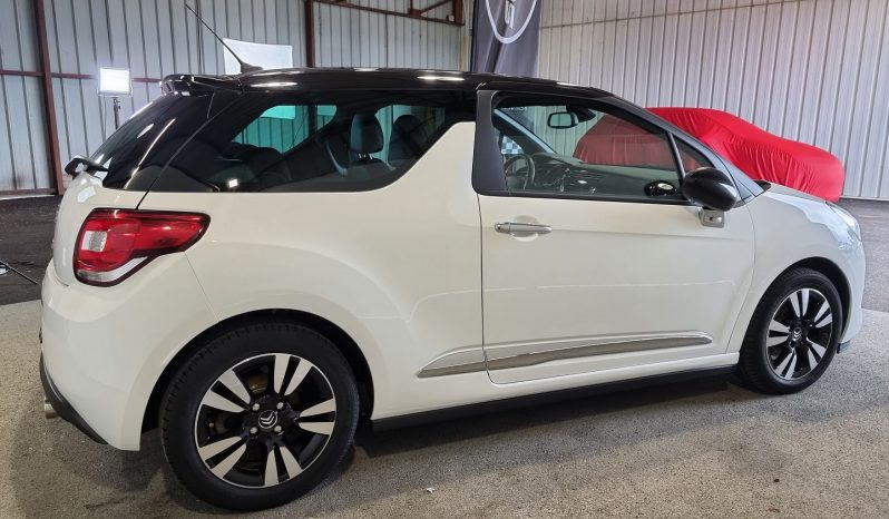 CITROEN – DS3 – 1.6 HDI 90 (92) FAP  SO CHIC – 9990 Euros complet