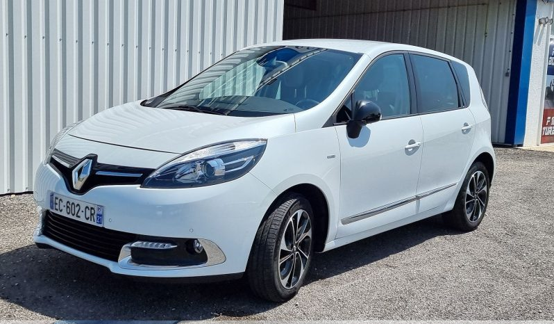 RENAULT – SCENIC III – 1.2 TCE 130CH ENERGY BOSE – 10900 Euros complet