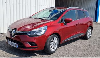 RENAULT – CLIO IV ESTATE – 0.9 TCE 90CH ENERGY INTENS – 10490 Euros complet